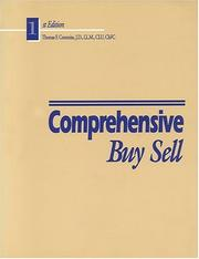 Cover of: Comprehensive Buy Sell | Thomas F. Commito