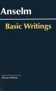 Cover of: Basic Writings