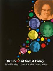 Cover of: The Color of Social Policy (Advancing Social Work Education) |