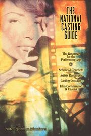 Cover of: The National Casting Guide