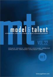 Cover of: Model & Talent Directory |