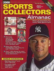 Cover of: Sports Collectors Almanac 2000 (Sports Collectors Almanac)