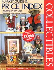 Cover of: Collectibles Market Guide and Price Index: