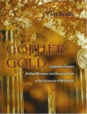 Cover of: Gopher Gold | Tim Brady