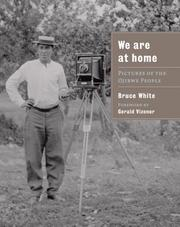 Cover of: We Are at Home | Bruce White
