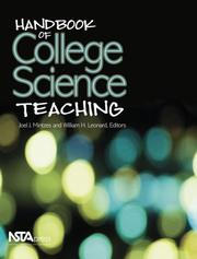 Cover of: Handbook of College Science Teaching
