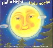 Cover of: Hello Night/Hola Noche
