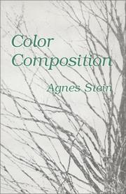 Cover of: Color Composition | Agnes Stein