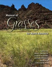 Manual of Grasses for North America by