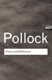 Cover of: Vision and Difference | Griseld Pollock