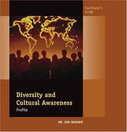Cover of: Diversity & Cultural Awareness Profile, Facilitator's Guide