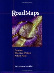 Cover of: Road Maps Participant Guide