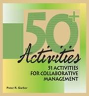 Cover of: 50 Activities for Collaborative Management