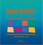 Cover of: The Human Diversity Workshop Participant Workbook