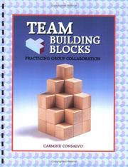Cover of: Team Building Blocks