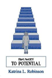 Cover of: From Poverty to Potential