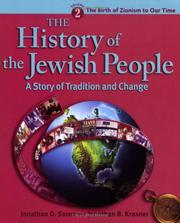 Cover of: History of the Jewish People