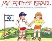 Cover of: My Land of Israel