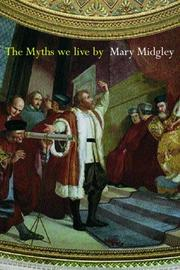Cover of: The myths we live by