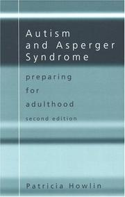 Cover of: Autism and Asperger Syndrome