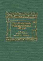 Cover of: Postclassic Mesoamerican World
