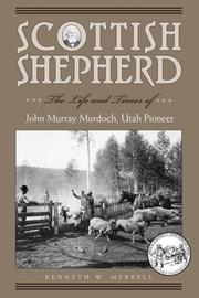 Cover of: Scottish Shepherd | Kenneth W. Merrell