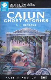 Cover of: Cajun Ghost Stories