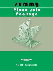 Cover of: Summy Piano Solo Package