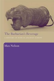 Cover of: The Barbarian's Beverage