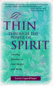 Cover of: Thin through the power of spirit