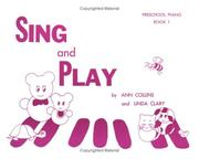 Cover of: Sing & Play Preschool Piano Book One