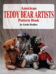 Cover of: American Teddy Bear Artist Pattern Book