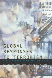 Cover of: Global Responses to Terrorism