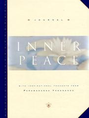 Cover of: Inner Peace