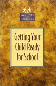 Cover of: Getting Your Child Ready for School | Kristen J. Amundson