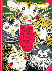 Cover of: All My Best Friends Are Animals Address Book