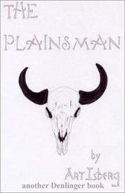 Cover of: The Plainsman