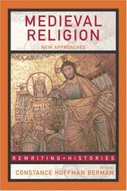 Cover of: Medieval Religion