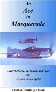 Cover of: Ace in Masquerade | James A. Winnefeld