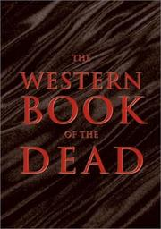 Cover of: The Western Book of the Dead | John Y. Crighton