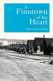 Cover of: A Finntown of the Heart