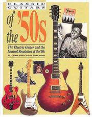 Cover of: Classic Guitars of the '50s