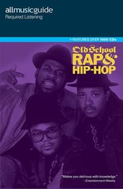 Cover of: Old school rap and hip-hop