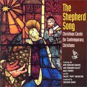 Cover of: The Shepherd Song | New Horizon Singers