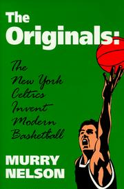 Cover of: The Originals | Murry R. Nelson