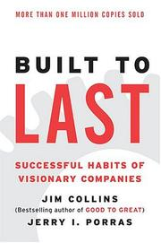 Cover of: Built to Last | Jim Collins