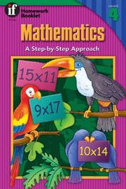 Cover of: Mathematics Homework Booklet, Grade 4 | School Specialty Publishing