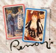 Cover of: Renoir Double Bridge Deck - Carta Mundi (Art Gallery Series)