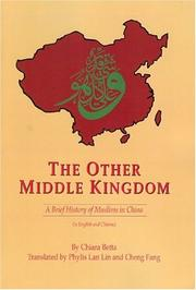 Cover of: The Other Middle Kingdom | chiara Betta