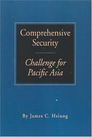 Cover of: Comprehensive Security | James C. Hsiung